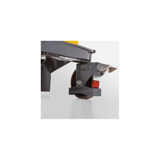 Transpalet electric cu catarg simplex EJC M10E Jungheinrich - 1900mm